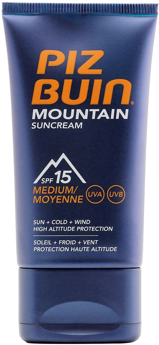 piz buin mountain sun cream mountain. Black Bedroom Furniture Sets. Home Design Ideas