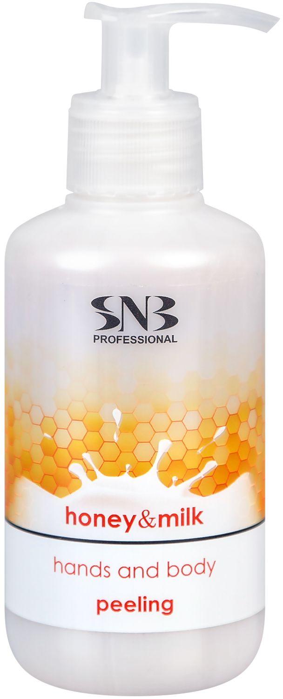 Резултат с изображение за snb мед и мляко пилинг