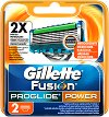 "Резервни ножчета - Fusion ProGlide Power - От серията ""Gillette Fusion"" -"