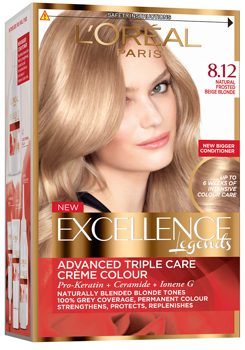 Store Bg L Oreal Excellence Боя за коса