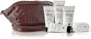 10c6e3a2ac Scottish Fine Soaps Gentlemen s Travel Bag - Козметичен комплект с несесер  за път от серията