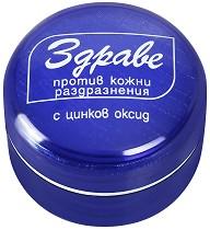 store.bg - Крем Здраве - С цинков оксид против кожни..