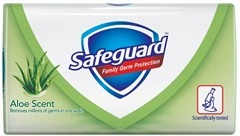 Safeguard Aloe Scent Soap - Сапун с екстракт от алое вера - сапун