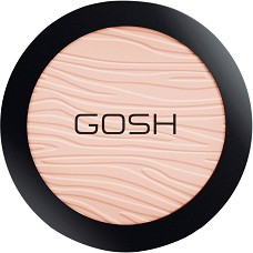 Gosh Dextreme High Coverage Powder - Пудра за лице - пудра