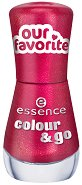 Essence Colour & Go - Лак за нокти - лосион