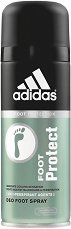 "Део спрей за крака - Foot Protect - От серията ""Adidas Men Foot Care"" -"