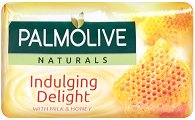 "Palmolive Naturals Indulging Delight with Milk & Honey - Сапун с мляко и мед от серията ""Naturals"" - сапун"