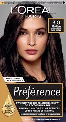 L'Oreal Preference - Трайна боя за коса - пудра