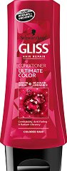 Gliss Ultimate Color Conditioner - Балсам за боядисана и изрусена коса -