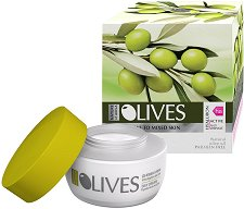 "Nature of Agiva Olives Mediterranean Day Cream - Дневен крем против бръчки от серията ""Olives Mediterranean"" -"