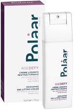 Polaar AgeDefy Reshaping and Lifting Cream - Крем за лице против стареене с оформящ и лифтинг ефект -
