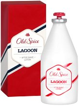 "Old Spice Lagoon After Shave - Афтършейв oт серията ""Lagoon"" -"