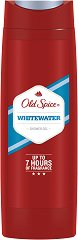 "Old Spice Whitewater Shower Gel - Душ гел за мъже от серията ""Whitewater"" -"
