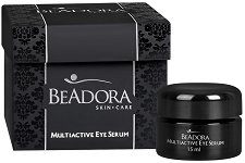 BeAdora Multiactive Eye Serum - Мултиактивен околоочен серум -