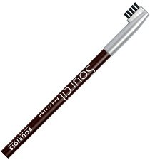 Bourjois Sourcil Precision Eyebrow Pencil - Молив за вежди с четка -