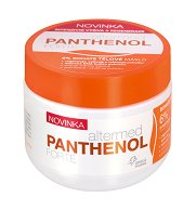 Panthenol Forte 6% D-Panthenol Body Butter Cream - Успокояващо масло за след слънце -