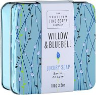"Scottish Fine Soaps Willow & Bluebell Luxury Soap - Луксозен сапун в метална кутия от серията ""Willow & Bluebell"" -"