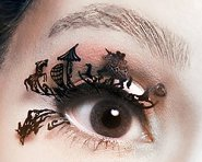 Paperself Merry-Go-Round Eyelashes - Декоративни мигли -