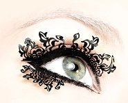 Paperself Peonies Eyelashes - Декоративни мигли -