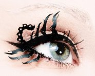 Paperself Scorpion Eyelashes - Декоративни мигли -