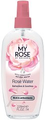 My Rose Refreshing Rose Water - Розова вода за лице и тяло - серум