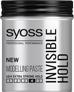 Syoss Invisible Hold Modellier Paste - Моделираща паста за коса -