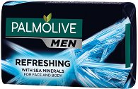 Palmolive Men Refreshing With Sea Minerals Body & Face - Сапун за мъже с морски минерали -