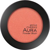 Aura Glorious Cheeks Powder Blush - Руж за лице -