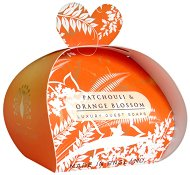 English Soap Company Patchouli & Orange Flower Luxury Guest Soaps - Опаковка от 3 x 20 g сапуни с аромат на пачули и портокалов цвят - сапун