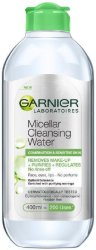 Garnier Micellar Cleansing Water - Мицеларна вода за смесена и чувствителна кожа -
