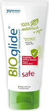BIOglide Medical Lubricant Safe Carrageen - Интимен лубрикант с карагенан против папилома вирус -