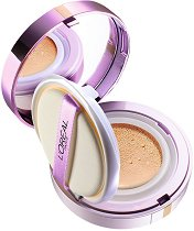 L'Oreal Nude Magique Cushion Foundation - SPF 25 - Течен фон дьо тен -