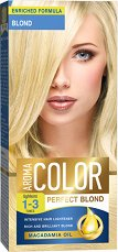 Aroma Color Perfect Blond - Изсветлител за коса с масло от макадамия -