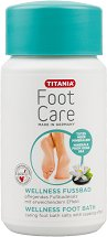 "Titania Foot Care Wellness Foot Bath - Соли за крака от серията ""Foot Care"" -"
