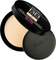 Gosh BB Powder All in One - Матираща BB пудра за лице -