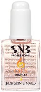 SNB 6 Oils Complex for Skin and Nails - Комплекс 6 масла за ръце и нокти - гел