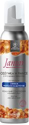 "Farmona Essence of Tradition Jantar Foam Hair Conditioner with Amber Extract for Thin and Greasy Hair - Балсам-пяна за тънка и склонна към омазняване коса от серията ""Essence of Tradition Jantar"" - продукт"