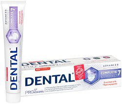 Dental Pro Complete 7 & Protect Toothpaste - Паста за зъби със седем действия - крем