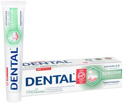 Dental Pro Sensitive Care Toothpaste - Паста за чувствителни зъби - паста за зъби