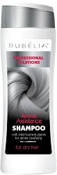 Rubelia Professional Solutions Revive Assistance Shampoo - Шампоан за суха коса с кератин -