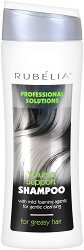 Rubelia Professional Solutions Volume Support Shampoo - Шампоан за обем за мазна коса -