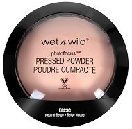 Wet'n'Wild Photo Focus Pressed Powder - Компактна пудра с фото финиш - червило