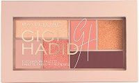 "Maybelline Gigi Hadid Eyeshadow Palette - Палитра сенки за очи от серията ""Gigi Hadid's Makeup Collection"" -"