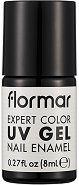 Flormar Expert Color UV Gel Nail Enamel - Гел лак за нокти -
