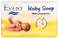 "Event Baby Soap with Camomile - Бебешки сапун с лайка от серията ""Baby"" - душ гел"