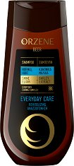 Orzene Beer Everyday Care Shampoo Normal Hair - Шампоан за нормална коса -