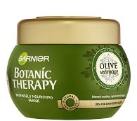 Garnier Botanic Therapy Olive Mytique Intensely Nourishning Mask - Маска за суха и увредена коса с маслиново масло -
