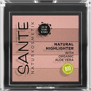 Sante Beautifying Highlighter - Хайлайтър за лице -