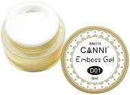 Canni GD Coco Emboss Gel - Гел-паста за релефен маникюр - сапун