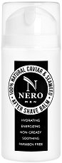 Nero 100% Natural Caviar & Seaweed After Shave Balm - Балсам за след бръснене с натурални съставки -